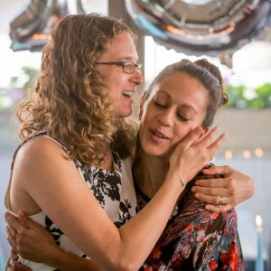 Orit Weiss, Sydney | Mother of Bar Mitzvah Boy Erez