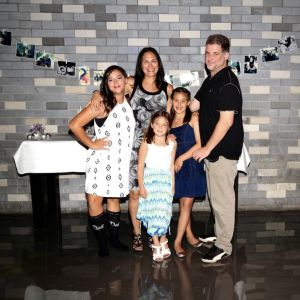 Michelle & Andrew Gurland, LA | Parents of Bat Mitzvah Girl, Leila