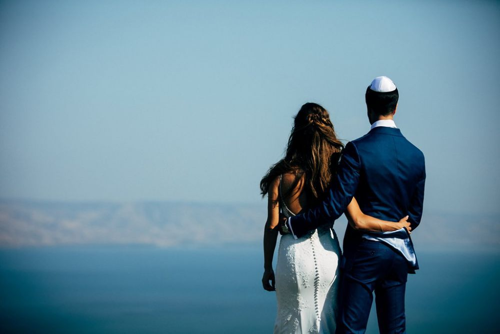 Secret Wedding Location Israel
