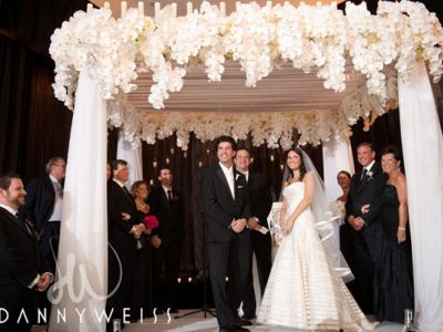 Beautiful Chuppah Design