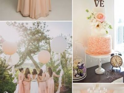 Trending Rose Wedding Color Ideas For Season 2015 2016
