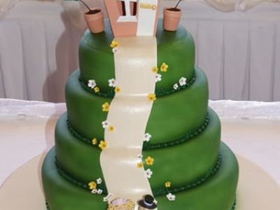 Wedding Cake Of The Day