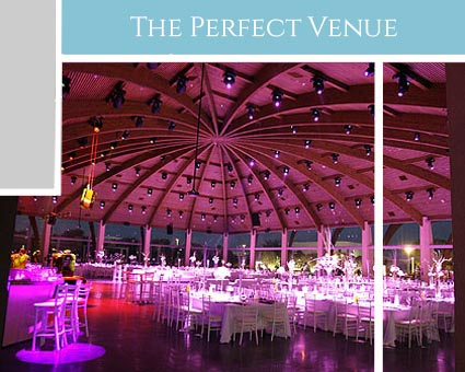 THE PERFECT VENUE