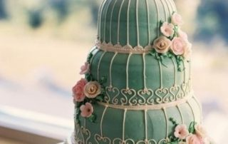 unique wedding cakes