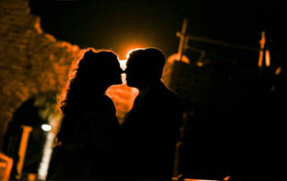 stacy & efi's wedding in caesarya israel, wedding planner, caesrayam