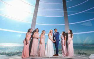 Tel Aviv Beach Wedding in Israel