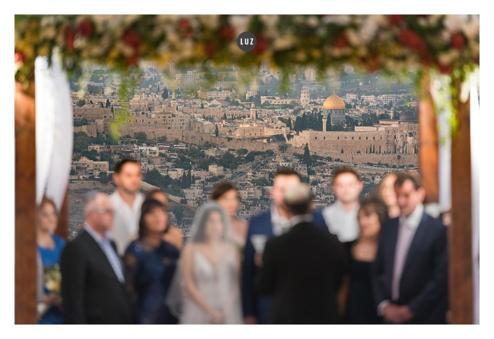 jerusalem old city wedding view planner